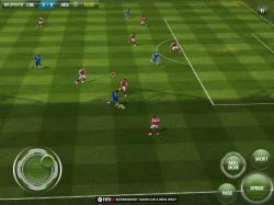 Electronics Arts опубликовал новые скриншоты FIFA 13