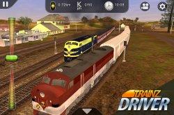 iPad версия Trainz Simulator приходит на iPhone под названием Trainz Driver