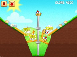 FDG Entertainment анонсировал Chicken Raid для iPhone и iPad