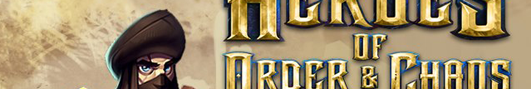 Первое геймплей видео и рассказ об Heroes of Order & Chaos от Gameloft