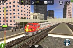 Обзор приложений - Trainz Driver - Симулятор железной дороги на iPhone