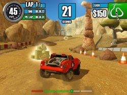 Super Off-Road удивительные гонки по бездорожью, скоро на iOS