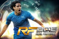 Подробности Real Football 2013 - футбольный симулятор от Gameloft