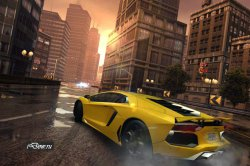 Need for Speed: Most Wanted на iPhone и iPad в продаже в октябре месяце!