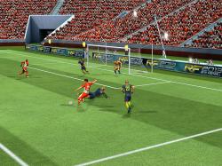 Gameloft показал новые скриншоты Real Football 2013, выход в Сентябре!
