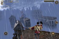 Обзор приложений - Blood Roofs - По крышам бегать и монстров гонять!
