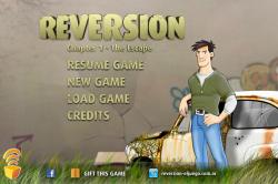 Bulkypix в четверг выпустит в App Store квест Reversion - The Escape