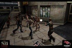 Action Mobile Inc. показал геймплей видео игры 2013: Infected Wars - Бета