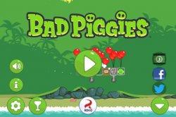 Bad Piggies от Rovio с сегодняшнего дня доступен в App Store