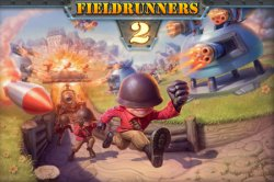 ����� ����� iPad ������ ���� FIELDRUNNERS 2 HD - �������!