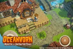 Oceanhorn – новая приключенческая игра от разработчиков Death Rally!