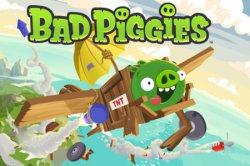 Обзор приложений - Bad Piggies - Rovio решила перекинуть нас на сторону свиней!