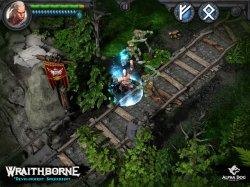 Wraithborne первая экшен игра студии Alpha Dog Games, скоро на iPad устройства.