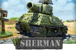 Floppy Entertainment показал геймплей видео lil' Sherman на iOS устройство