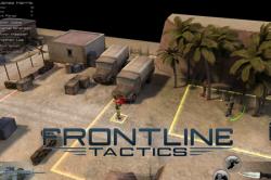 MERIDIAN4 показал трейлер будущего iOS экшена Frontline Tactics