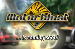 Гоночный шутер Motorblast от создателей Uber Racer 3D уже этой осенью на iO ...