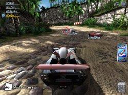 Гоночный шутер Motorblast от создателей Uber Racer 3D уже этой осенью на iOS