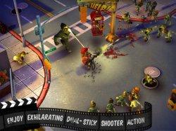 Бесплатный Зомби экшен Zombiewood от Gameloft – готовимся к Хэллоуин