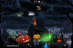 Halloween обновления: DEAD TRIGGER, Shoot The Zombirds, Running Dead и другие…