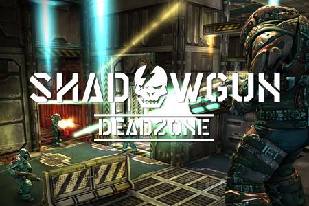 Многопользовательский SHADOWGUN: DEADZONE в App Store 15 ноября