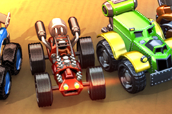 ����� �����: Pocket Trucks - ����� ���������� ����������!