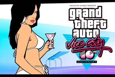 Rockstar Games объявил дату выхода Grand Theft Auto: Vice City в App Store