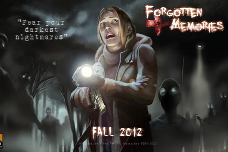 Forgotten Memories - Приключения в психиатрической больнице, уже скоро!