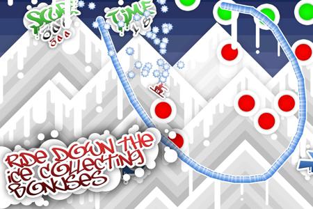 Sauce Digital анонсировала сноуборд игру Ice Riders – выход на днях!