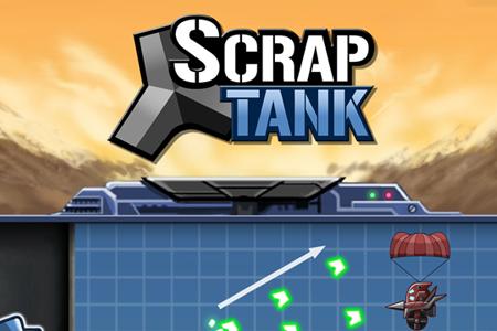 Gamistry Games анонсировал Scrap Tank – Да придет спаситель! Скоро на iOS у ...
