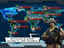 World at Arms - Новая захватывающая социальная игра от Gameloft