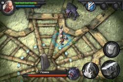 Обзор приложений - Wraithborne - Магии вернулась, человечество в опасности!