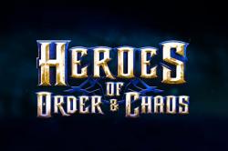 Многопользовательская онлайн игра Heroes of Order & Chaos доступна в App St ...