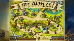 300 спартанцев, ой, то есть 300 Dwarves HD доступны в App Store – жанр Tower Defence