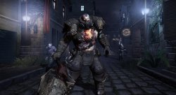Mercenary Ops - iOS версия MMOTPS шутера M.A.R.S разрабатываемый YingPei Games