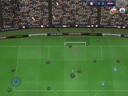 Первый футбольный симулятор с поддержкой многопользовательского онлайн в App Store