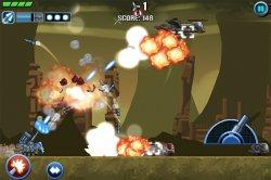 Gamistry Games анонсировал Scrap Tank – Да придет спаситель! Скоро на iOS устройства!