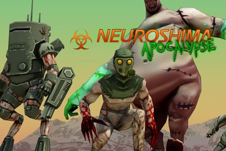 Neuroshima Apocalypse новый экшн на iOS от Польских разработчиков One2Tribe
