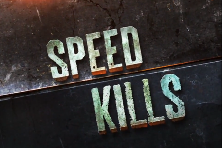 Holy Warp и Black Wing Foundation анонсировали игру Speed Kills на iPad