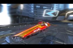 Обзор приложений - Flashout 3D – Гонки будущего по всей вселенной!