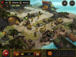 Devils at the Gate: Pacific War HD - Защитные башни времен ВОВ, только на iPad