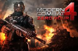 Экшн Modern Combat 4: Zero Hour утекла в сеть, куда смотрит Gameloft?