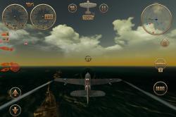 Обзор приложений - Sky Gamblers: Storm Raiders - Воздушные бои во времена ВОВ