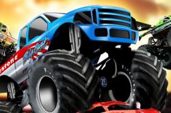 Monster Truck Destruction почувствуй на себе настоящего Монстра + промо код