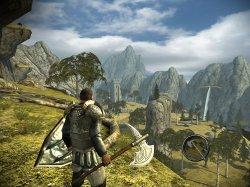 Обзор приложений - Ravensword Shadowlands - Новые приключения в открытом мире!