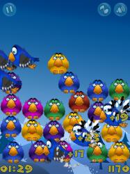 Обзор приложений - 4 the birds - А ну ка птицы встаньте вряд!