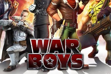 Многопользовательский шутер Blitz Brigade от Gameloft в начале 2013 года