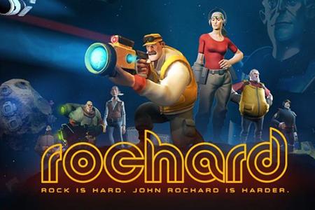[Фейк] Recoil Games объявил о начале разработки Rochard на iOS платформы