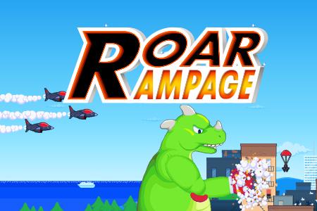 FDG Entertainment анонсировал аркаду Roar Rampage - бей, круши, уничтожай!