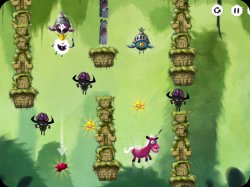 Zoink выпустил первую головоломку 2013 года - Swing King в App Store