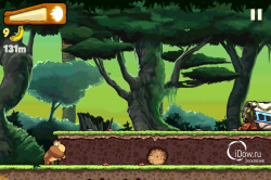 Пре-обзор: Раннер Banana Kong – бежим, пока не накрыло бананами!